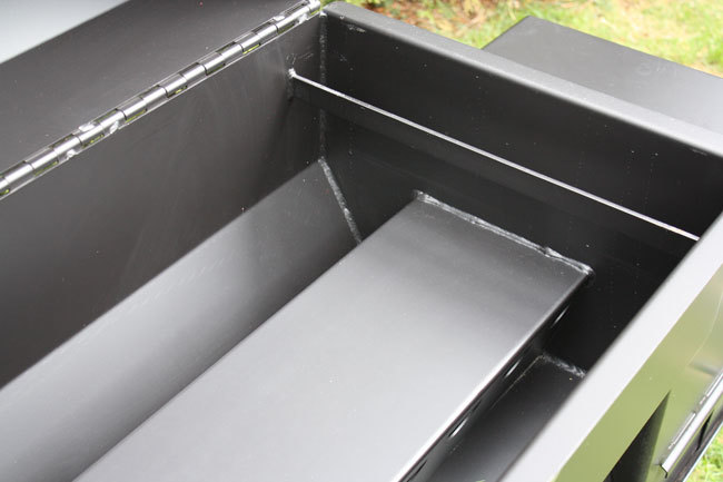 Meadow Creek SQ36 Rail for Grate and Grill Pan