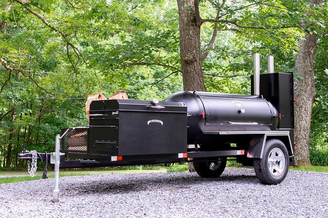 Meadow Creek Reverse Flow Smoker